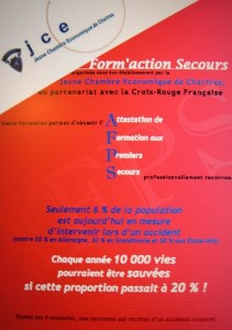 Form' Action secours 2003