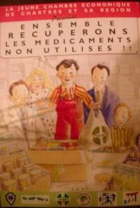Intermed, le recyclage des médicaments 1997