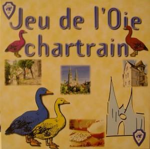 Jeu de l'oie Chartraine 1999